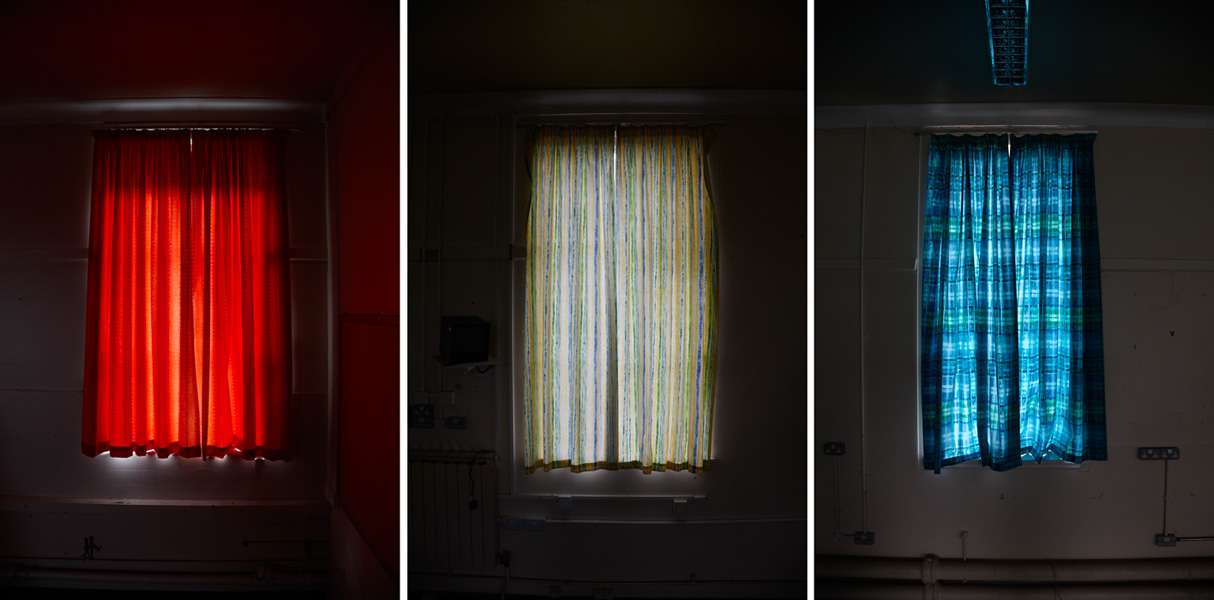 Awesome Drawn Curtains © Richard Ansett